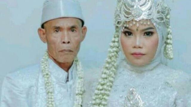 Chú rể 71 xin cưới cô dâu 18 chỉ đáng tuổi cháu, nhìn quà cưới ai cũng choáng váng - 2