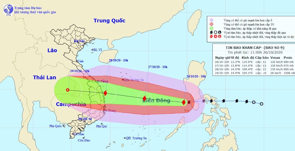 Bão số 9 quét qua Philippines, hoành hành thế nào trước khi hướng tới Việt Nam? - 7