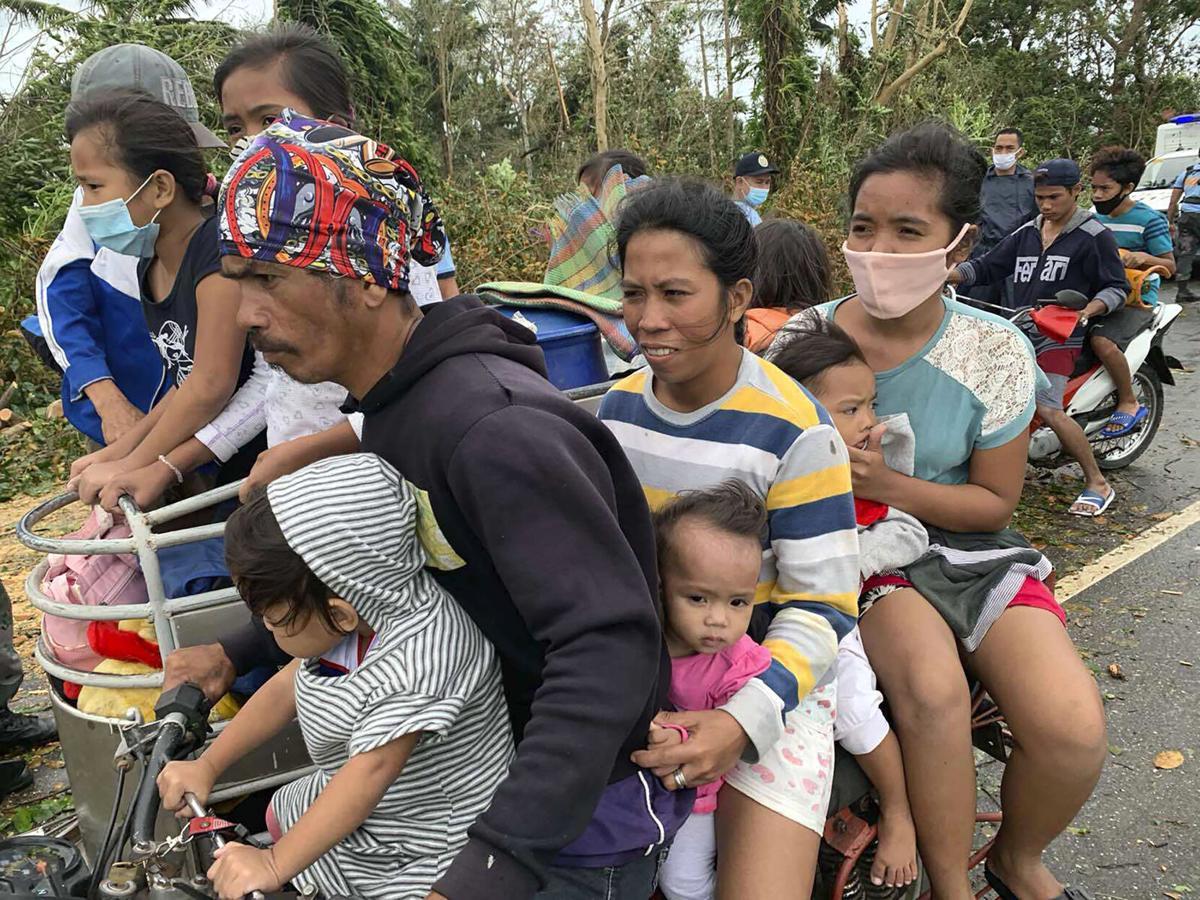 Bão số 9 quét qua Philippines, hoành hành thế nào trước khi hướng tới Việt Nam? - 1