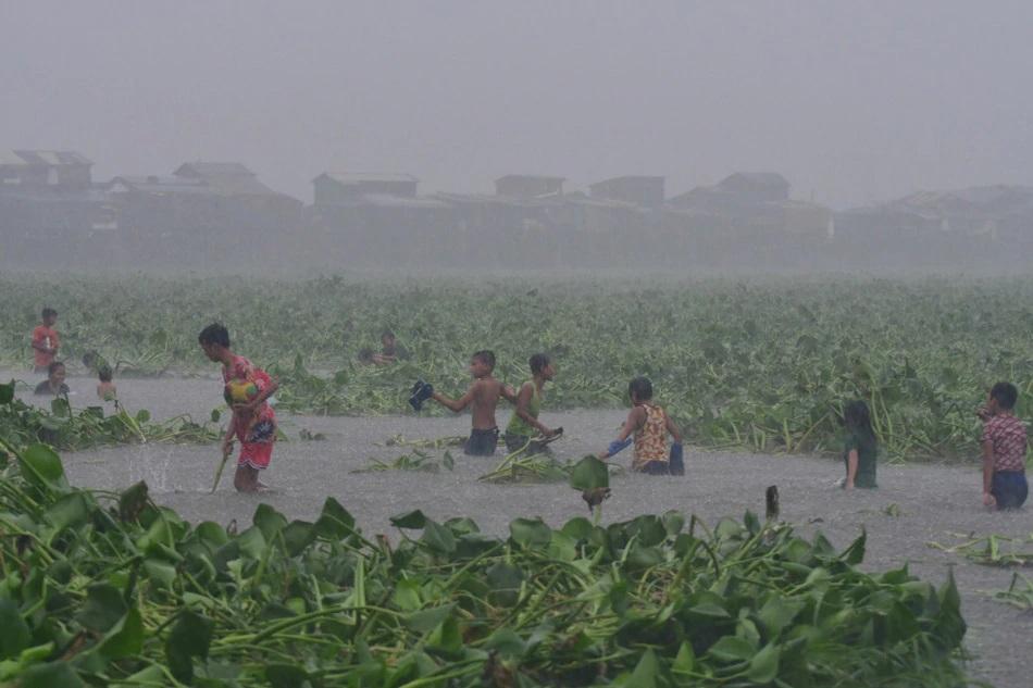 Bão số 9 quét qua Philippines, hoành hành thế nào trước khi hướng tới Việt Nam? - 2