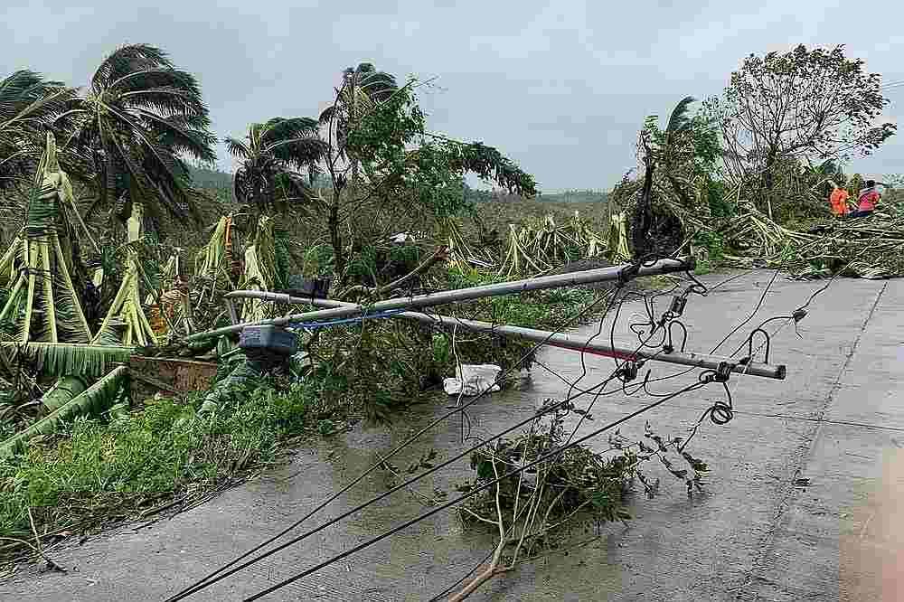 Bão số 9 quét qua Philippines, hoành hành thế nào trước khi hướng tới Việt Nam? - 3