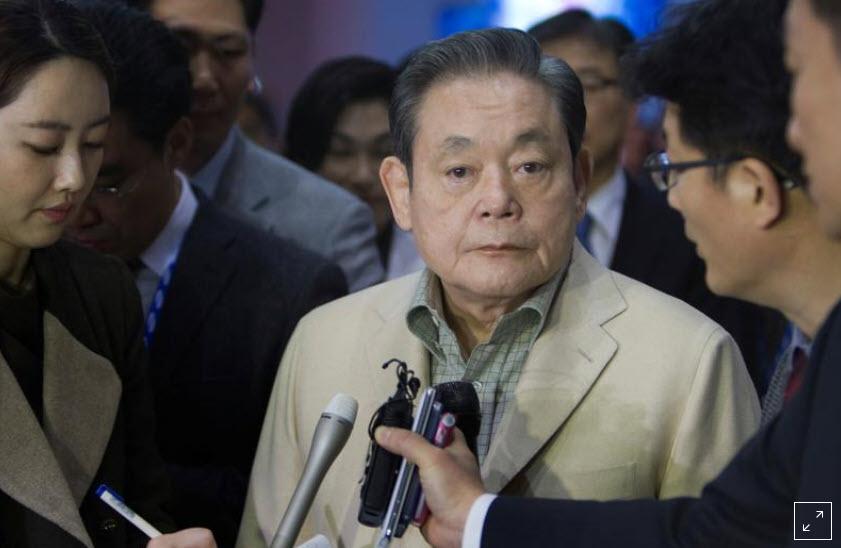 Khối tài sản 21 tỉ USD Chủ tịch Samsung để lại cho các con khi qua đời