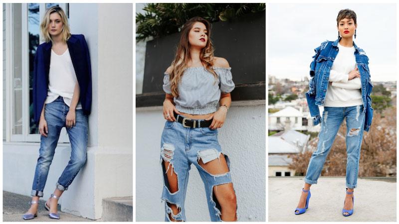 Những kiểu quần jean cạp cao khiến nàng đẹp như siêu mẫu - 2