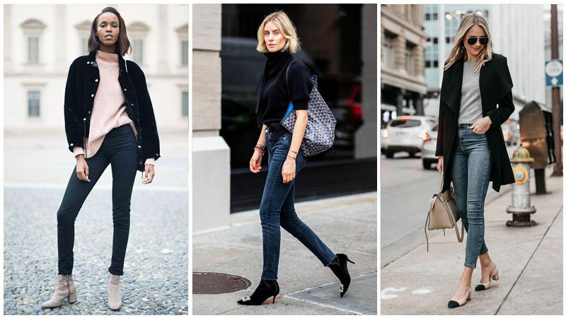 Những kiểu quần jean cạp cao khiến nàng đẹp như siêu mẫu - 3