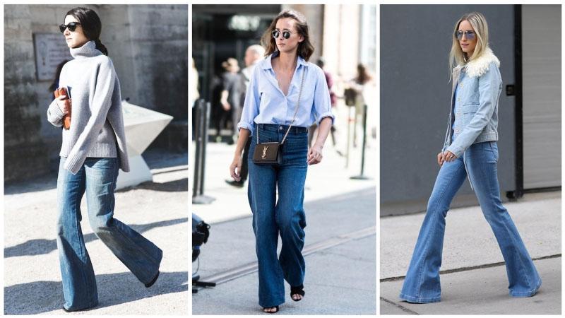 Những kiểu quần jean cạp cao khiến nàng đẹp như siêu mẫu - 4