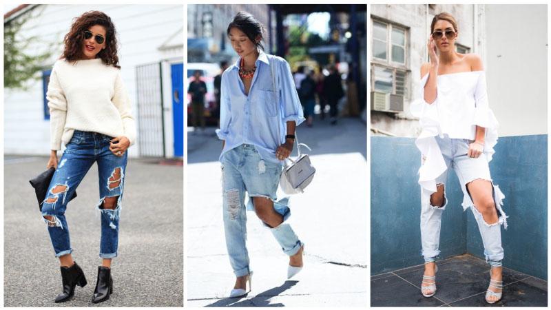 Những kiểu quần jean cạp cao khiến nàng đẹp như siêu mẫu - 8