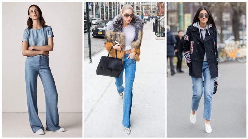 Những kiểu quần jean cạp cao khiến nàng đẹp như siêu mẫu - 9