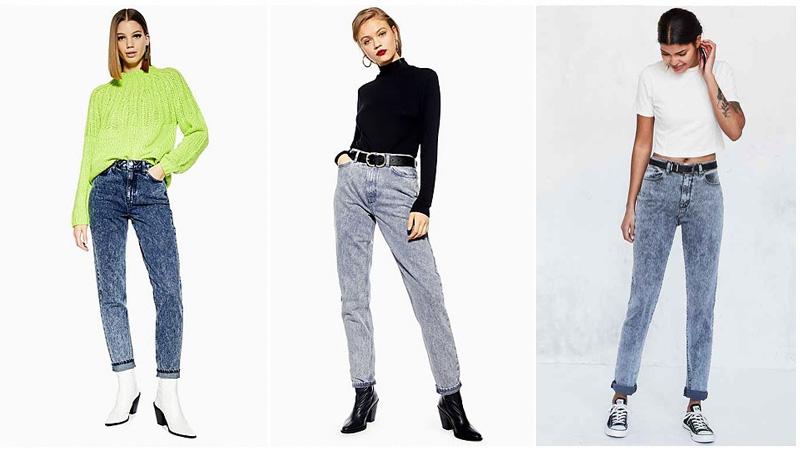 Những kiểu quần jean cạp cao khiến nàng đẹp như siêu mẫu - 10