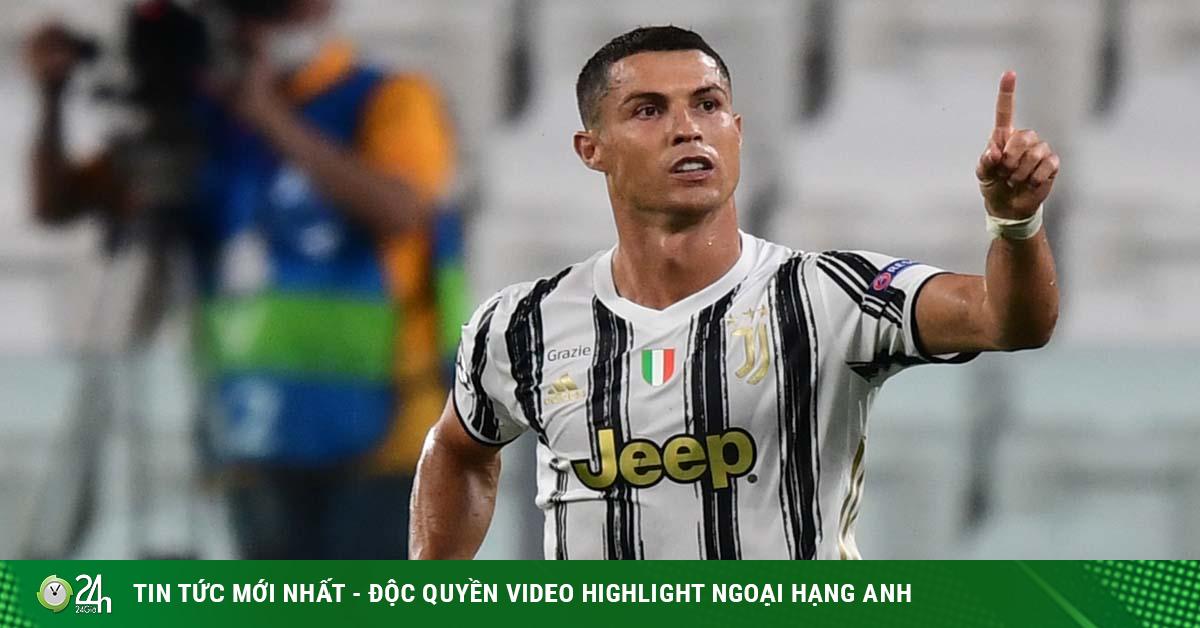 Juventus 3 trận hòa ở Serie A: Nhớ Ronaldo, âu lo đấu Messi - Barca