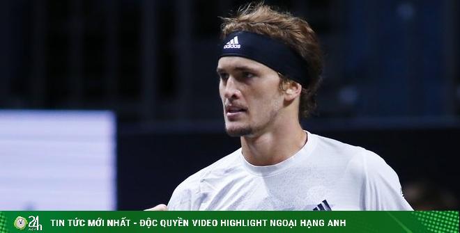 Video tennis Zverev - Schwartzman: Mưa break dồn dập, đăng quang chóng vánh