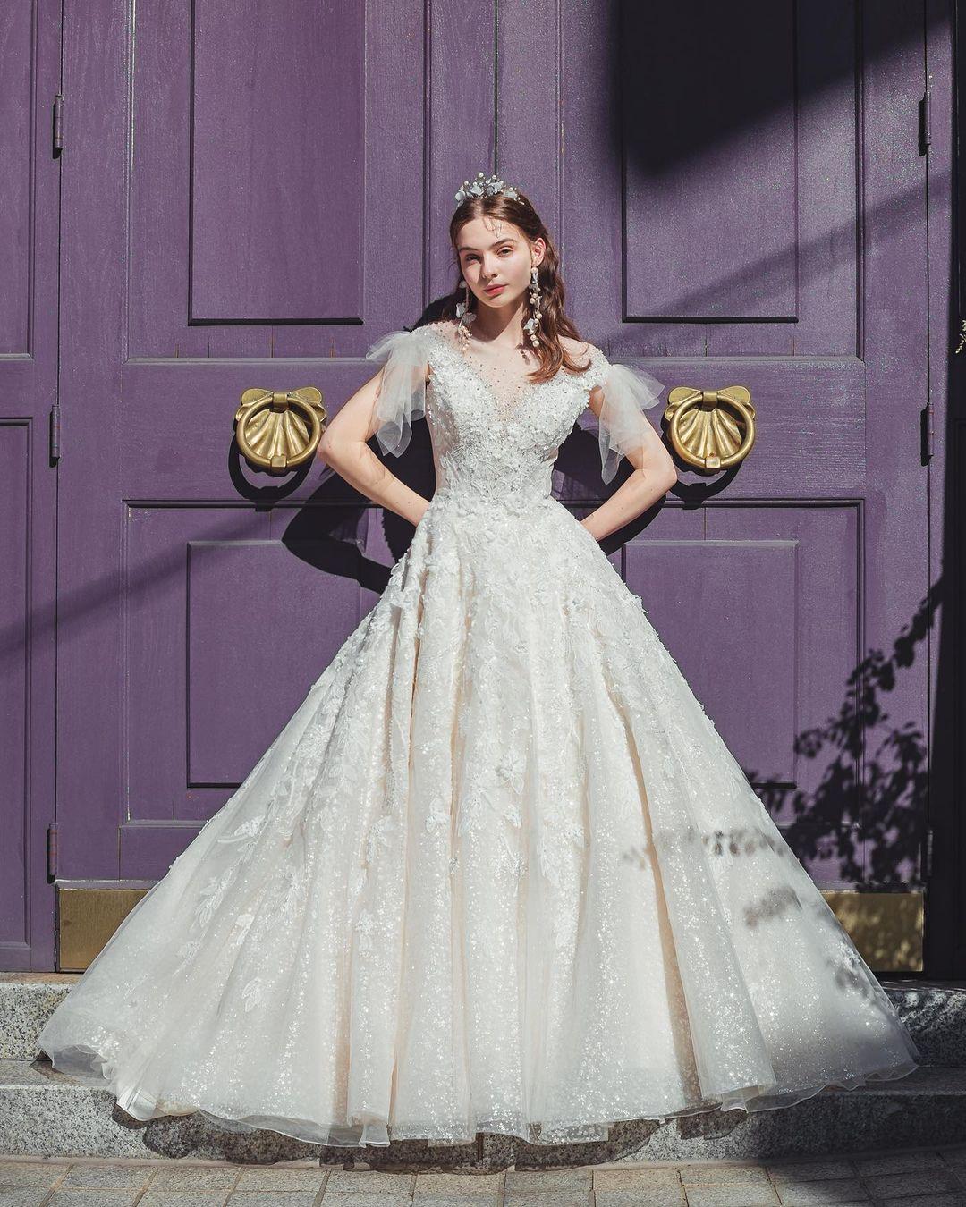 """""""Cô dâu Đông Âu"""" mang vẻ đẹp khiến bao người muốn cưới ở tuổi 17 - 7"""
