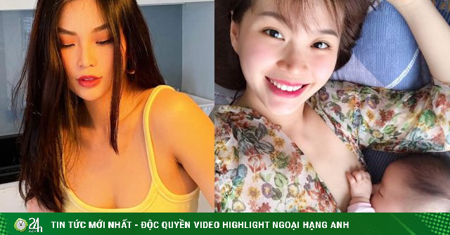 Người đẹp rời showbiz lấy chồng đại gia Việt kiều, gây tranh cãi dữ dội vì bức ảnh cho con bú là ai?