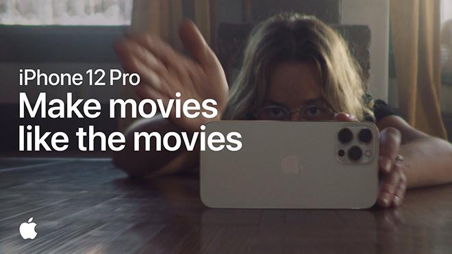 Apple khiến iFan sửng sốt với quảng cáo iPhone 12 Pro mới - 1
