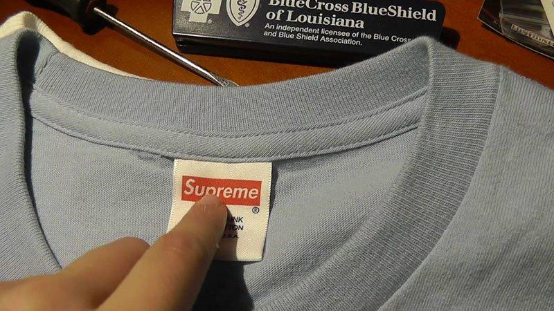 Bí quyết phân biệt Supreme fake và authentic chuẩn không cần chỉnh - 9