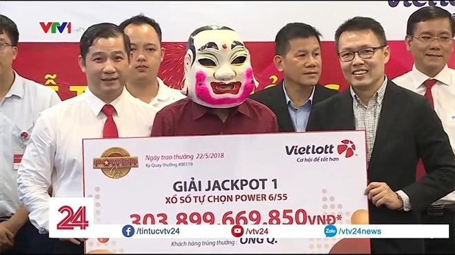 Top những người trúng số độc đắc ở Việt Nam - 2