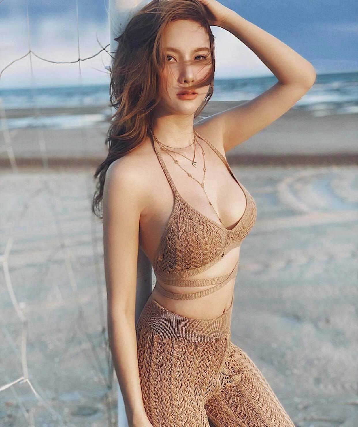 """""""Cô gái khiến Tuấn Hưng lao tâm khổ tứ"""" nổi nhất bãi biển nhờ điều này - 4"""