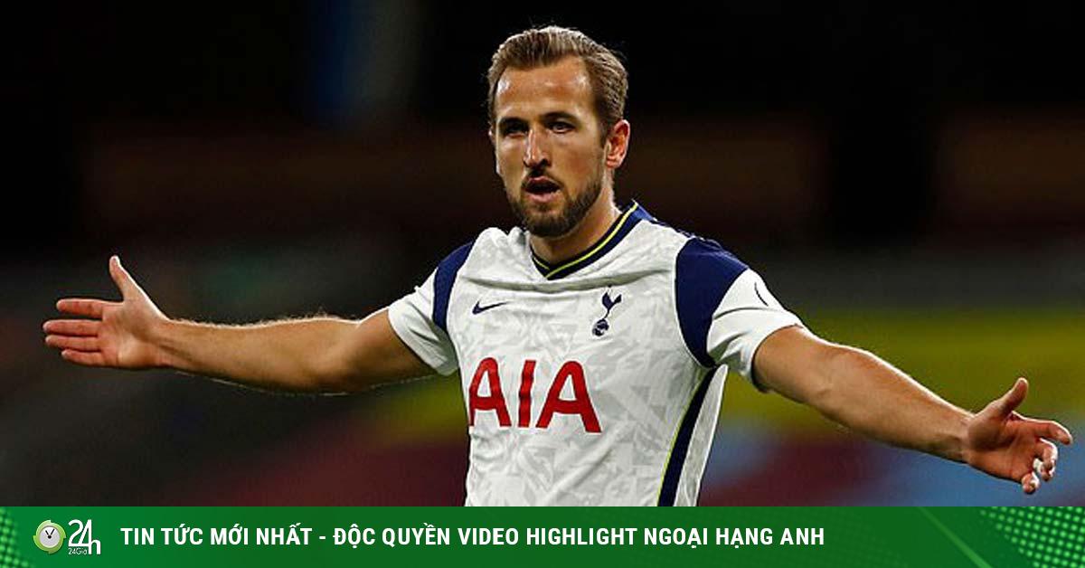 Kane lập kỷ lục mới ở Ngoại hạng Anh, vì sao hợp cạ với Son Heung Min?