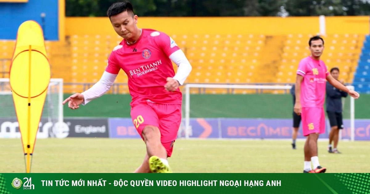 Cầu thủ Sài Gòn FC ném biên không có đạo đức bị VFF treo giò mấy trận?