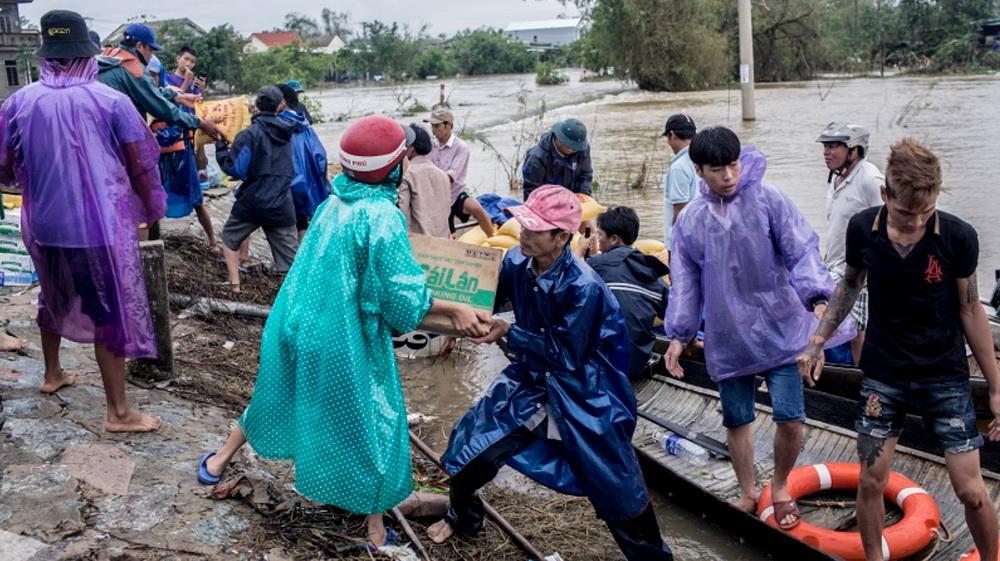 Báo nước ngoài viết về bão số 9 ở Việt Nam: Quốc gia kiên cường
