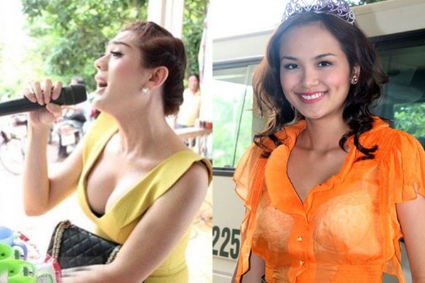 """Lùm xùm chuyện váy áo của sao Việt khi đi làm từ thiện: Mặc thế nào để đỡ bị """"ném đá""""? - 7"""