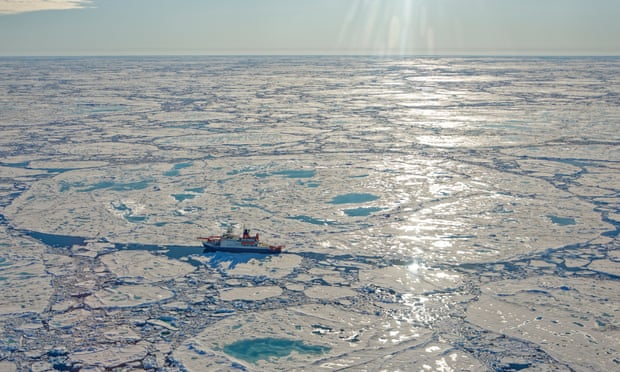 """Mối đe dọa khủng khiếp với Trái đất bắt đầu """"thức giấc"""" ở Bắc Cực"""