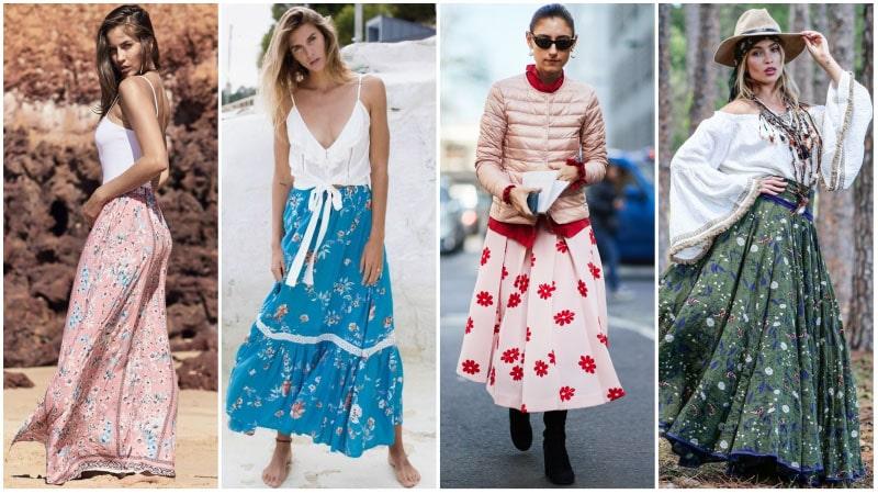 Muôn kiểu váy maxi cho các cô nàng sành điệu - 3