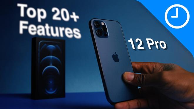 Top tính năng làm nên phép thuật trên iPhone 12 Pro - 1