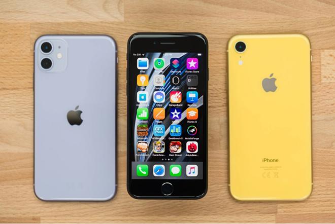 """Đây là cặp iPhone được """"săn lùng"""" nhiều nhất năm qua - 1"""