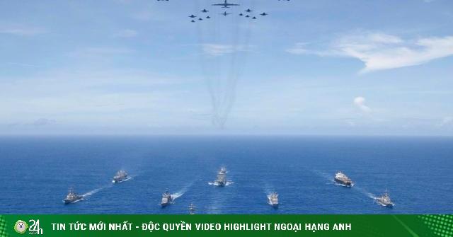 Tin đồn quân đội Mỹ sắp tấn công TQ: Bắc Kinh lên tiếng