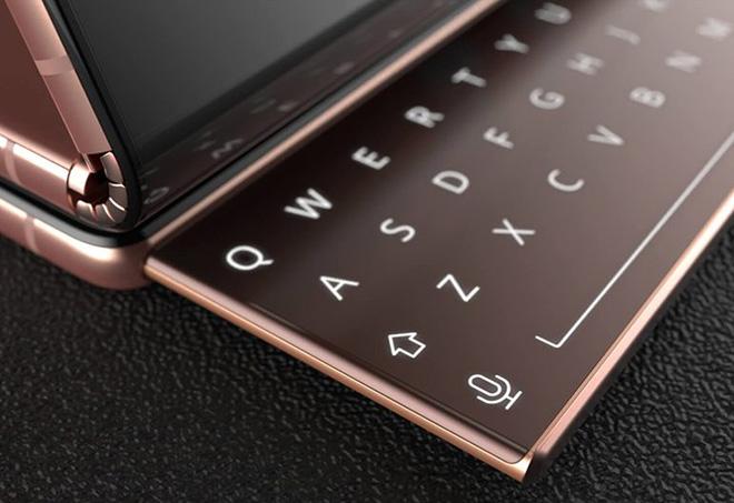 Samsung sắp có chiếc smartphone có kiểu dáng kỳ lạ - 3