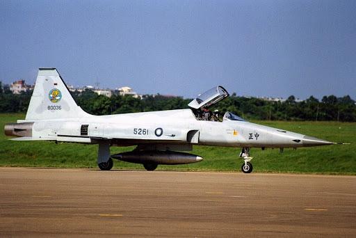 Chiến đấu cơ Đài Loan rơi, phi công tử vong sau khi nhảy xuống biển