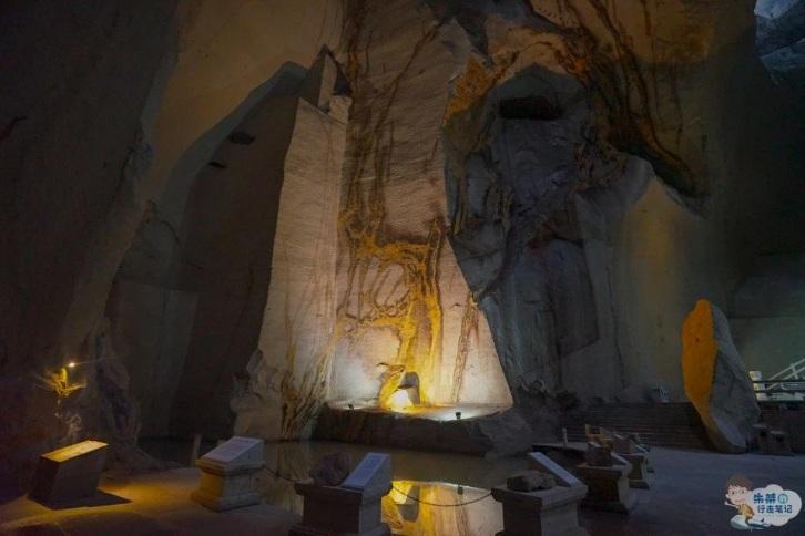 Choáng ngợp với mỏ đá nhân tạo lớn nhất Trung Quốc cách đây hàng nghìn năm - 11