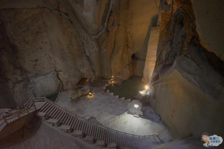 Choáng ngợp với mỏ đá nhân tạo lớn nhất Trung Quốc cách đây hàng nghìn năm - 12