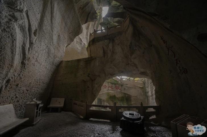 Choáng ngợp với mỏ đá nhân tạo lớn nhất Trung Quốc cách đây hàng nghìn năm - 13