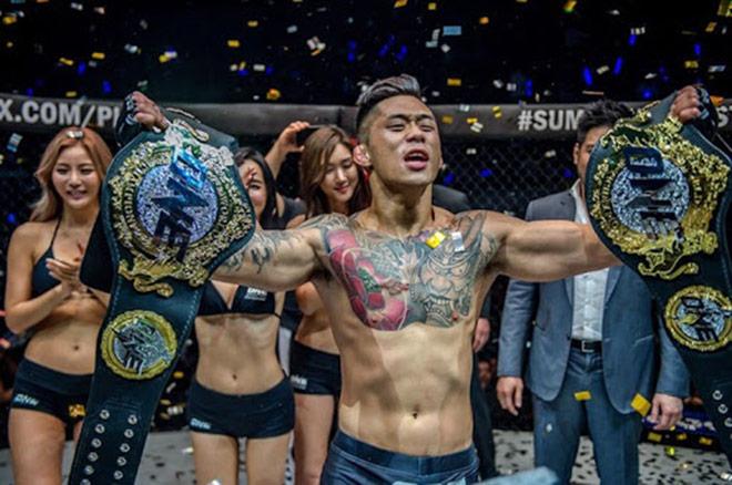 Võ sĩ gốc Việt làm nổi sóng MMA thế giới: Thành Lê bắt bài Martin Nguyễn? - 2
