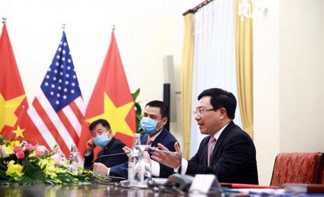 Chùm ảnh: Ông Pompeo gặp gỡ Thủ Tướng và Phó Thủ tướng Việt Nam - 7