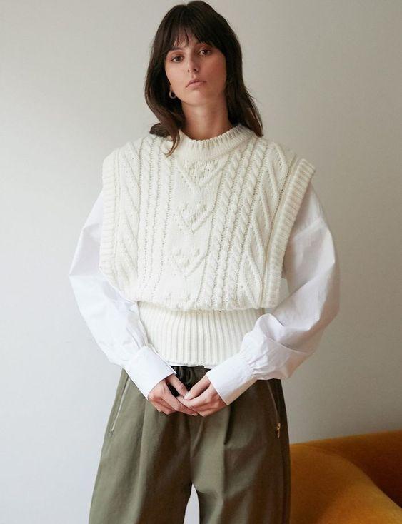 8 kĩ thuật layering khiến trang phục mùa đông của bạn ấn tượng hơn bao giờ hết - 4