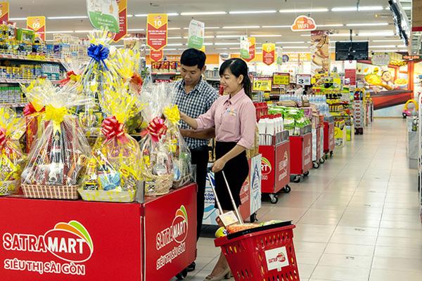 kinh nghiệm mua hàng trong siêu thị