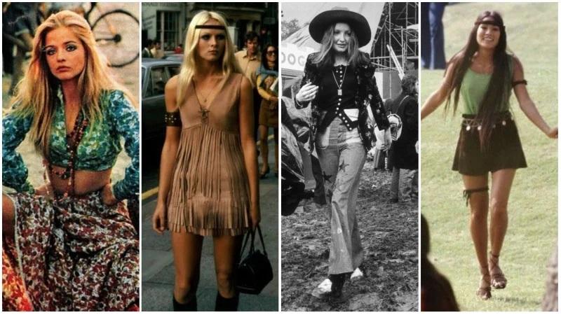 11 phong cách cảm hứng thập niên 60 vẫn cực mốt cho tới bây giờ - 3