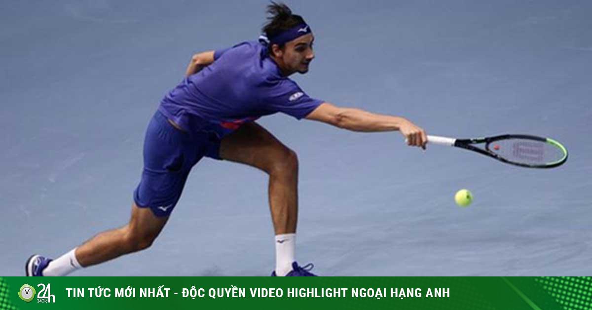 Kẻ thắng sốc Djokovic đoạt vé vào chung kết Vienna Open