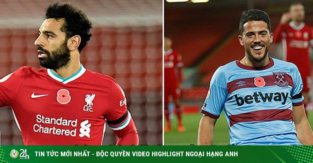 Video highlight trận Liverpool - West Ham: Sai lầm đầu trận, bước ngoặt 2 dự bị