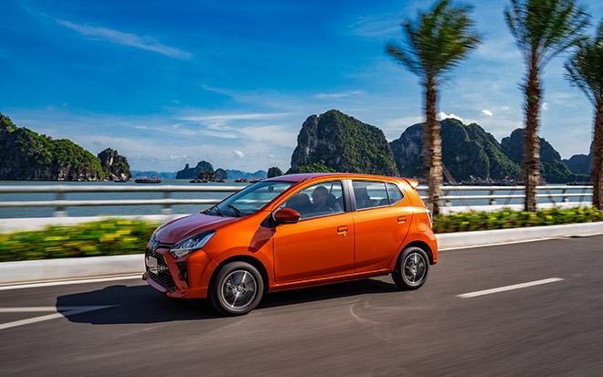 Giá xe Toyota Wigo lăn bánh tháng 11/2020 - 12