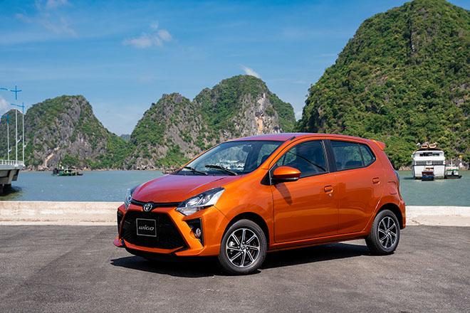 Giá xe Toyota Wigo lăn bánh tháng 11/2020 - 2