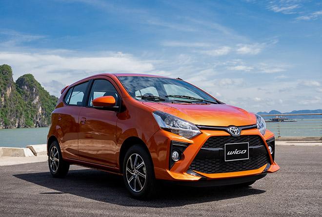 Giá xe Toyota Wigo lăn bánh tháng 11/2020 - 3