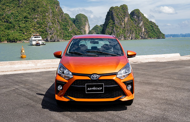 Giá xe Toyota Wigo lăn bánh tháng 11/2020 - 4
