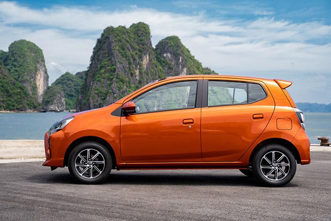 Giá xe Toyota Wigo lăn bánh tháng 11/2020 - 6