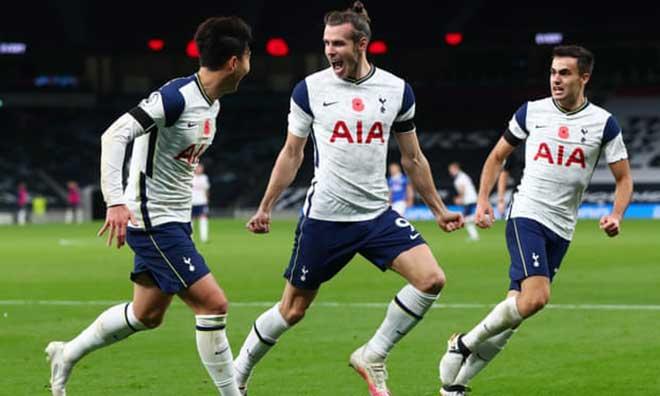 Tottenham chễm chệ ngôi nhì bảng Ngoại hạng Anh, Mourinho dễ lật đổ Liverpool? - 1