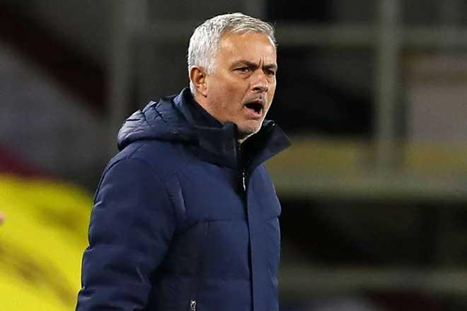 Tottenham chễm chệ ngôi nhì bảng Ngoại hạng Anh, Mourinho dễ lật đổ Liverpool? - 3