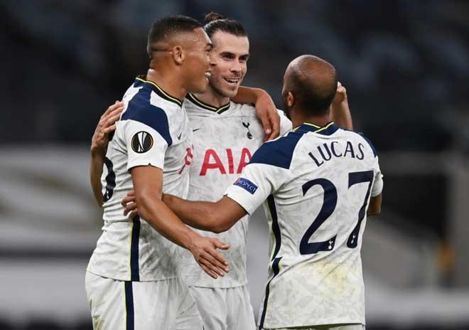 Tottenham chễm chệ ngôi nhì bảng Ngoại hạng Anh, Mourinho dễ lật đổ Liverpool? - 2