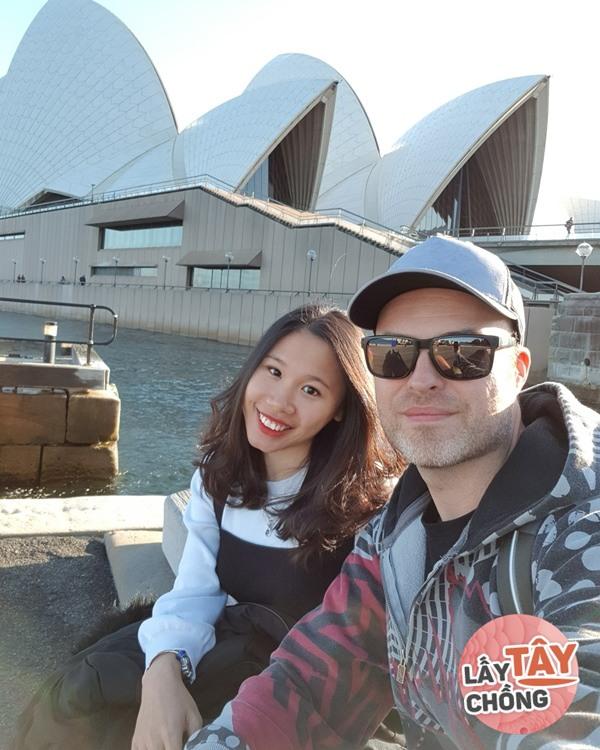 Tiểu thư Hà Thành bỏ tất cả sự nghiệp để lấy chồng Tây, giờ chăn bò bên Úc - 2